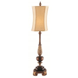 Sweet Ginger Buffet Lamp 97755