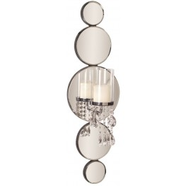Mirrored Wall Sconce