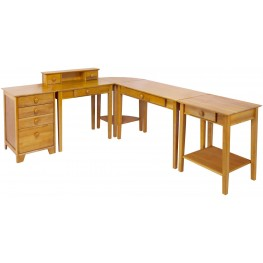 Studio Honey 5 Piece Home Office Set