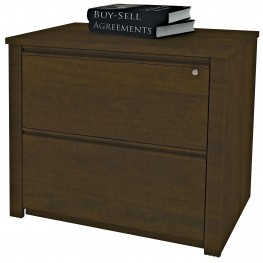 "Prestige Plus Chocolate 36"" Lateral File"