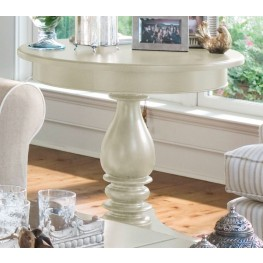 Paula Deen Home Linen Round Side Table