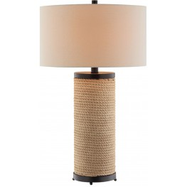 Blyton RopeTable Lamp