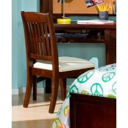 Park City Merlot Upholstered Desk Chair