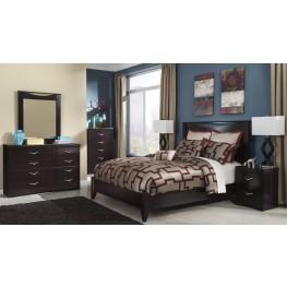 Zanbury Panel Bedroom Set