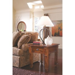 Tuscano Authentic light Rectangular End Table