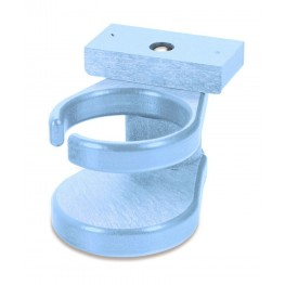 Generations Sky Blue Adirondack Chair Cup Holder