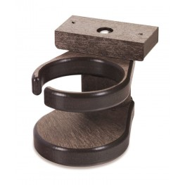 Generations Chocolate Adirondack Chair Cup Holder