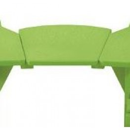 Generations Kiwi Lime Arm Table