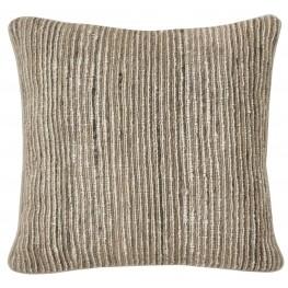 Avari Tan and Taupe Pillow Set of 4