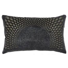 Lazarus Black Pillow Set of 4