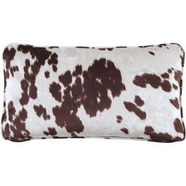 Dagan Brown and Cream Pillow Set of 4