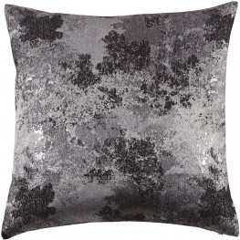 Adain Silver and Gray Pillow Set of 4