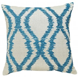 Estelle Turquoise Pillow Set of 4