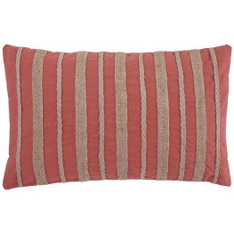 Zackery Coral Pillow Set of 4