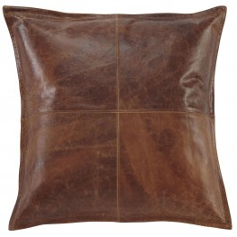 Brennen Brown Pillow Cover Set of 4