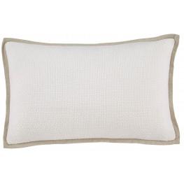 Leonie White Pillow Set of 4