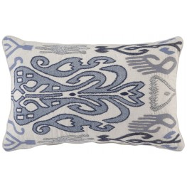 Orono Blue Pillow Set of 4