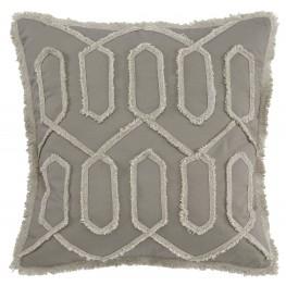 Stonington Khaki Pillow Cover Set of 4