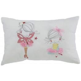 Mariaville White Pillow Set of 4