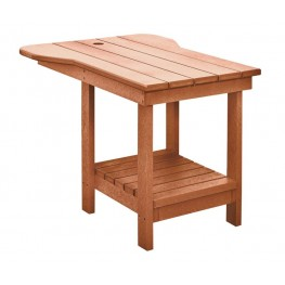 Generations Cedar Tete A Tete Table
