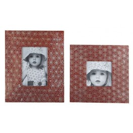 Bansi Orange Photo Frame Set of 2