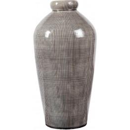 Dilanne Small Gray Vase