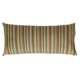 Generations Cedar Green Chair Lumbar Support Cushion