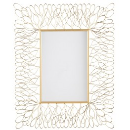 Ogdon Antique Gold Accent Mirror