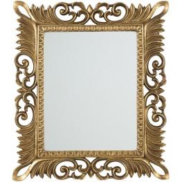 Denisha Antique Gold Accent Mirror