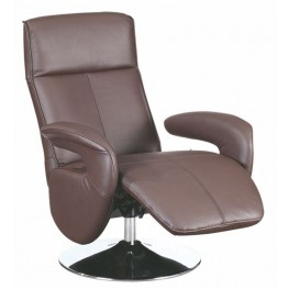 Aaron Espresso Motion Chair