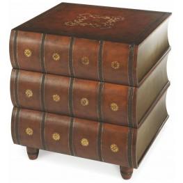 Dijon Book Side Table