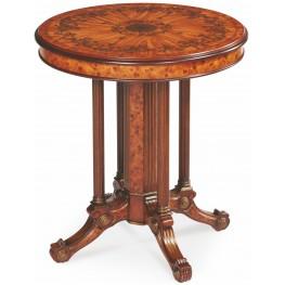 Lexington Round Accent Table