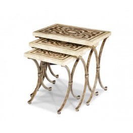 Athens Nesting Tables 3 Pc