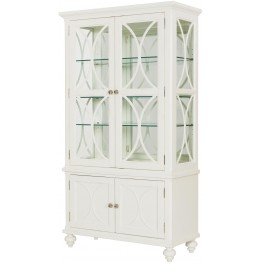Lynn Haven Soft Dover White Curio China
