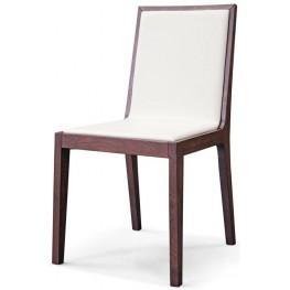 Adamo White Dining Chair