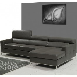 Alison Black Sectional