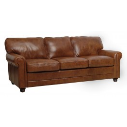 Andrew Italian Leather Sofa