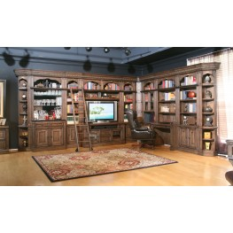 Aria Entertainment Wall Unit