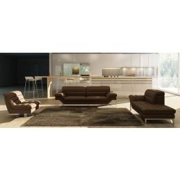 Astro Chocolate Living Room Set