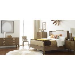 Atherton Cerused Teak Bedroom Set