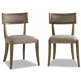 Atherton Cerused Teak Dining Chair