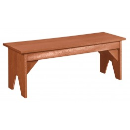 Generations Cedar Lifestyle Outdoor Bench