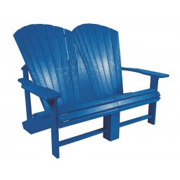 Generations Blue Addy Loveseat