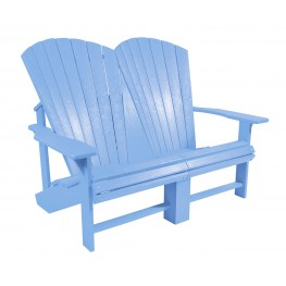Generations Sky Blue Addy Loveseat