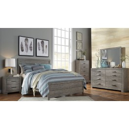 Culverbach Panel Bedroom Set