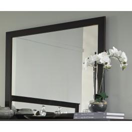 Agella Merlot Bedroom Mirror