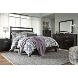 Agella Merlot Panel Bedroom Set