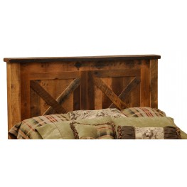 Full Size Barndoor Headboard