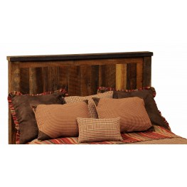 Barnwood Cal. King Headboard
