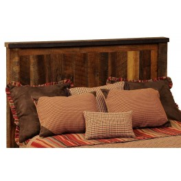 Barnwood Twin Headboard